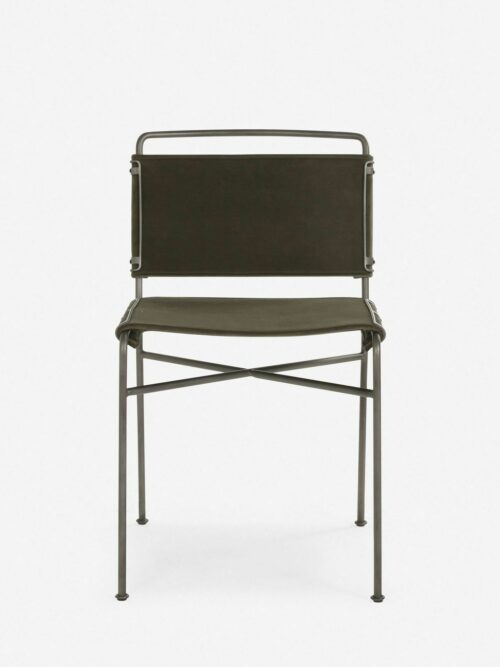 Trysta Dining Chair, Olive