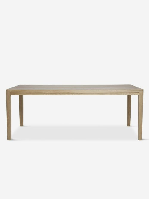 Reese Dining Table, Oak